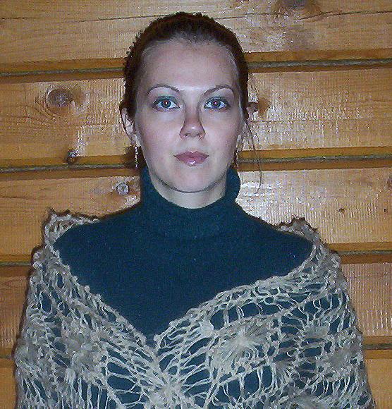 Кузнецова-Фетисова Марина Евгеньевна